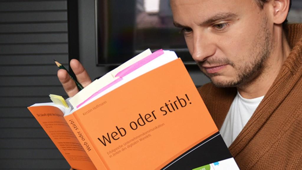 Web oder Stirb ist ein Leitfaden für Kommunikation in digitalen Zeiten
